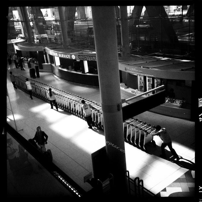 Suvarnabhumi Airport | Bangkok | Thailand
